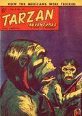 Tarzan Adventures (UK Series 1953-1959 Westworld Publications) Vol. 8 #43