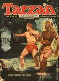 Tarzan Adventures (UK 1953-1959 Westworld Publications) Vol. 5 #40