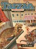 Tarzan Adventures (UK 1953-1959 Westworld Publications) Vol. 5 #42