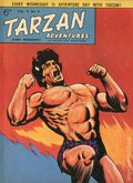 Tarzan Adventures (UK 1953-1959 Westworld Publications) Vol. 8 #9