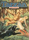 Tarzan Adventures (UK 1953-1959 Westworld Publications) Vol. 5 #15