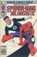 Marvel Team-Up (1972 1st Series) Canadian Price Variant 132