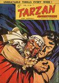 Tarzan Adventures (UK 1953-1959 Westworld Publications) Vol. 8 #7