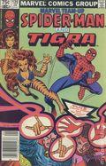 Marvel Team-Up (1972 1st Series) Canadian Price Variant 125
