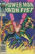 Power Man and Iron Fist (1972 Hero for Hire) Canadian Price Variant 108