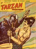 Tarzan Adventures (UK 1953-1959 Westworld Publications) Vol. 9 #10