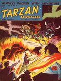 Tarzan Adventures (UK 1953-1959 Westworld Publications) Vol. 9 #11