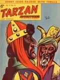Tarzan Adventures (UK 1953-1959 Westworld Publications) Vol. 9 #12