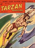 Tarzan Adventures (UK 1953-1959 Westworld Publications) Vol. 9 #4