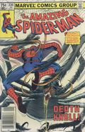 Amazing Spider-Man (1963 1st Series) Canadian Price Variant 236