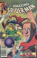 Amazing Spider-Man (1963 1st Series) Canadian Price Variant 248