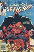 Amazing Spider-Man (1963 1st Series) Canadian Price Variant 249