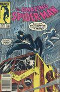Amazing Spider-Man (1963 1st Series) Canadian Price Variant 254