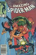 Amazing Spider-Man (1963 1st Series) Canadian Price Variant 257