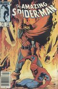 Amazing Spider-Man (1963 1st Series) Canadian Price Variant 261