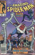 Amazing Spider-Man (1963 1st Series) Canadian Price Variant 263