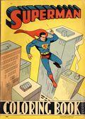 Superman Coloring Book (1940 Saalfield) 1501