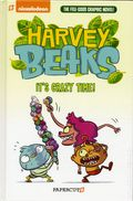 Harvey Beaks HC (2016 Papercutz) Nicklelodeon 2-1ST