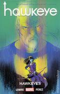 Hawkeye TPB (2013-2016 Marvel NOW) By Matt Fraction and Jeff Lemire 6-1ST