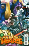 Secret Wars (2015 3rd Series) 1GAMESTOP.A