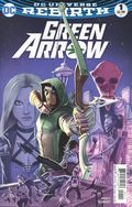 Green Arrow (2016 5th Series) 1A