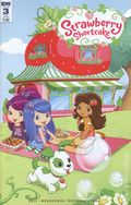 Strawberry Shortcake (2016 IDW) 3SUBA