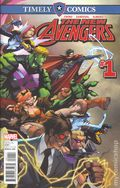 Timely Comics New Avengers (2016) 1