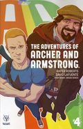 A and A Archer and Armstrong (2016 Valiant) 4B