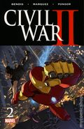 Civil War II (2016 Marvel) 2A