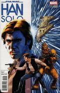 Star Wars Han Solo (2016 Marvel) 1B