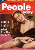People Today (1950 Hillman Publication) Vol. 12 #7