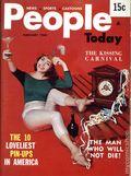 People Today (1950 Hillman Publication) Vol. 17 #12