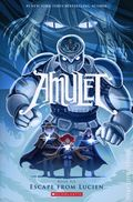 Amulet GN (2008- Scholastic Press) 6-1ST