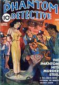 Phantom Detective (1933-1953 Standard Magazines) Pulp Vol. 31 #2