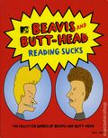 Beavis and Butt-Head Reading Sucks TPB (2005 MTV Books) The Collected Works Beavis and Butt-Head 1-1ST