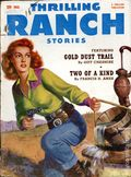 Thrilling Ranch Stories (1933-1953 Standard) Pulp Vol. 43 #2