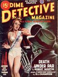 Dime Detective Magazine (1931-1953 Popular Publications) Pulp Vol. 54 #2