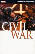 Civil War TPB (2007 Marvel) UK Edition 1-REP