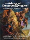 Advanced Dungeons and Dragons Wilderness Survival Guide HC (1986 TSR) 1-1ST