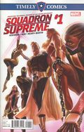 Timely Comics Squadron Supreme (2016) 1