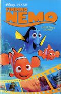 Finding Nemo Cinestory Comic GN (2016 Joe Books) Disney/Pixar 1-1ST