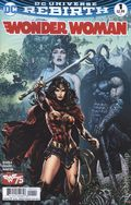 Wonder Woman (2016 5th Series) 1A