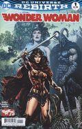Wonder Woman (2016 5th Series) 1A