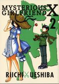 Mysterious Girlfriend X GN (2016 Vertical Comics) 2-1ST
