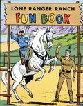 Lone Ranger Ranch Fun Book (1956 Whitman) 1