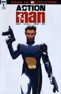 Action Man (2016 IDW) 1