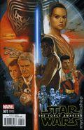 Star Wars The Force Awakens Adaptation (2016 Marvel) 1B