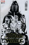 Star Wars The Force Awakens Adaptation (2016 Marvel) 1E