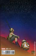 Star Wars The Force Awakens Adaptation (2016 Marvel) 1F