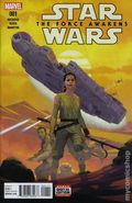 Star Wars The Force Awakens Adaptation (2016 Marvel) 1A